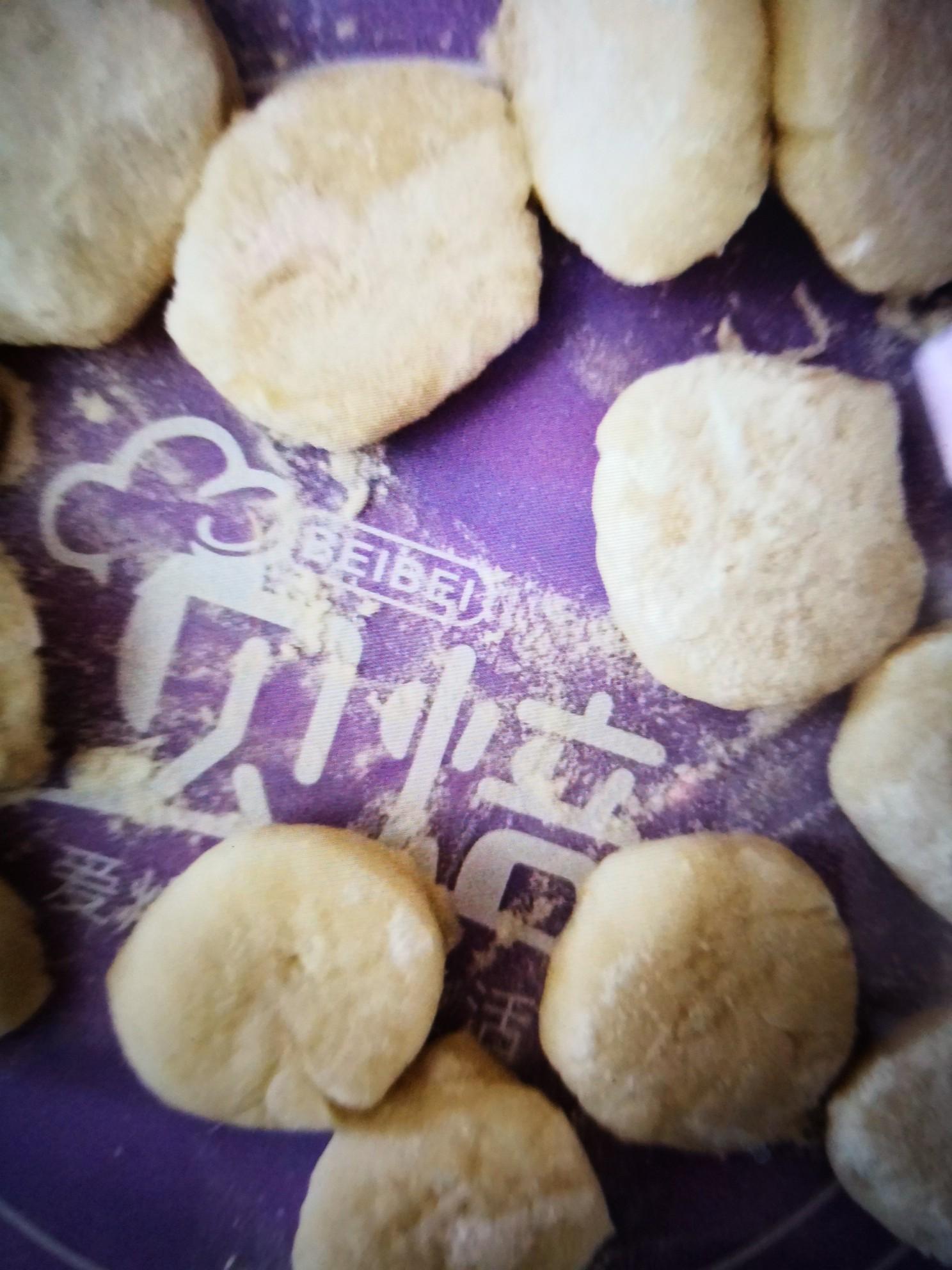 金针菇鸡蛋蒸饺的家常做法