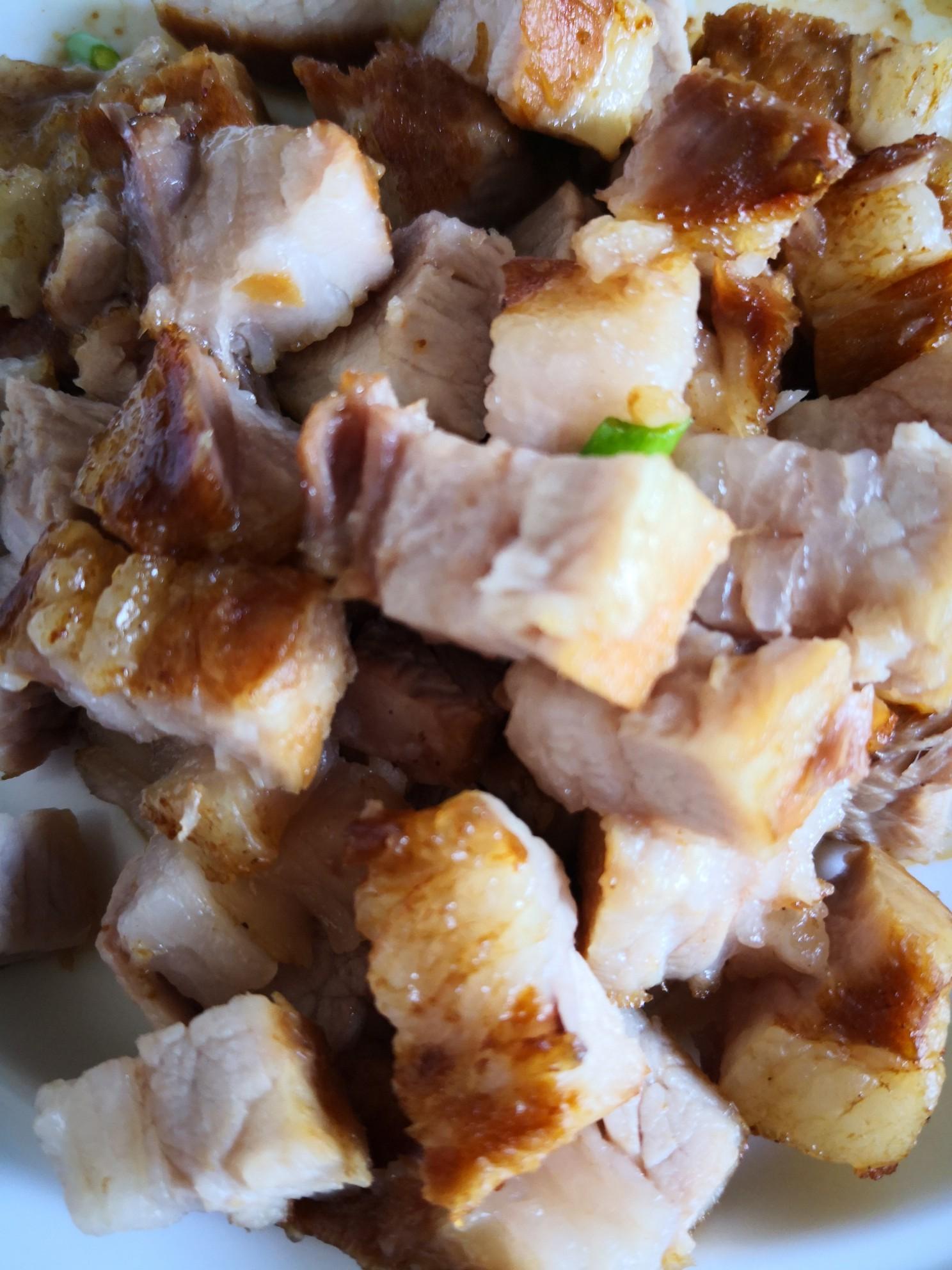酱肉焖多谷米怎么做