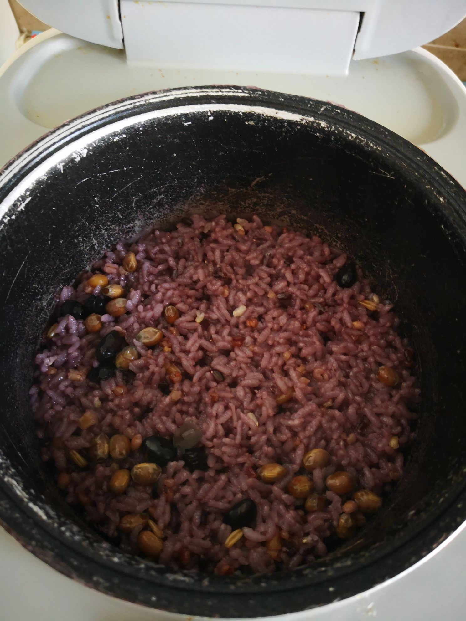 酱肉焖多谷米怎样做