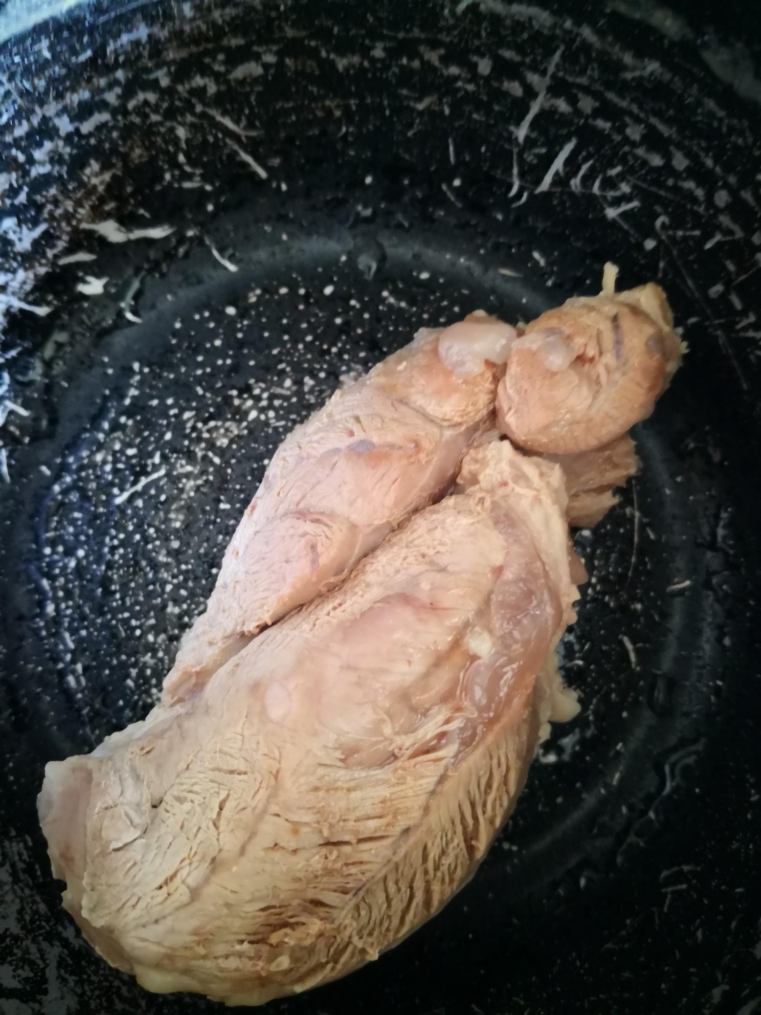 酱香羊腿肉的做法图解