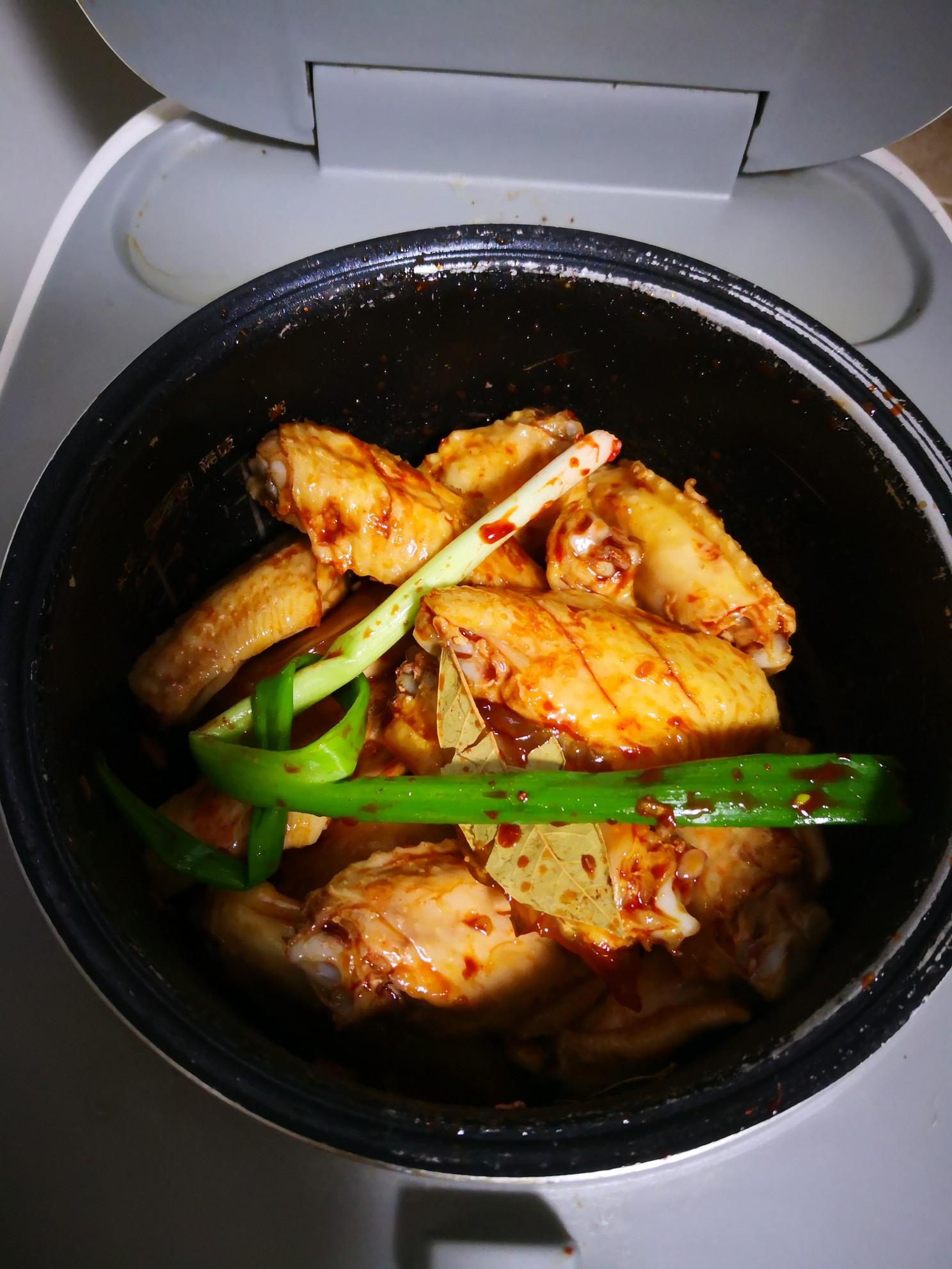 蒜香鸡翅怎么煮