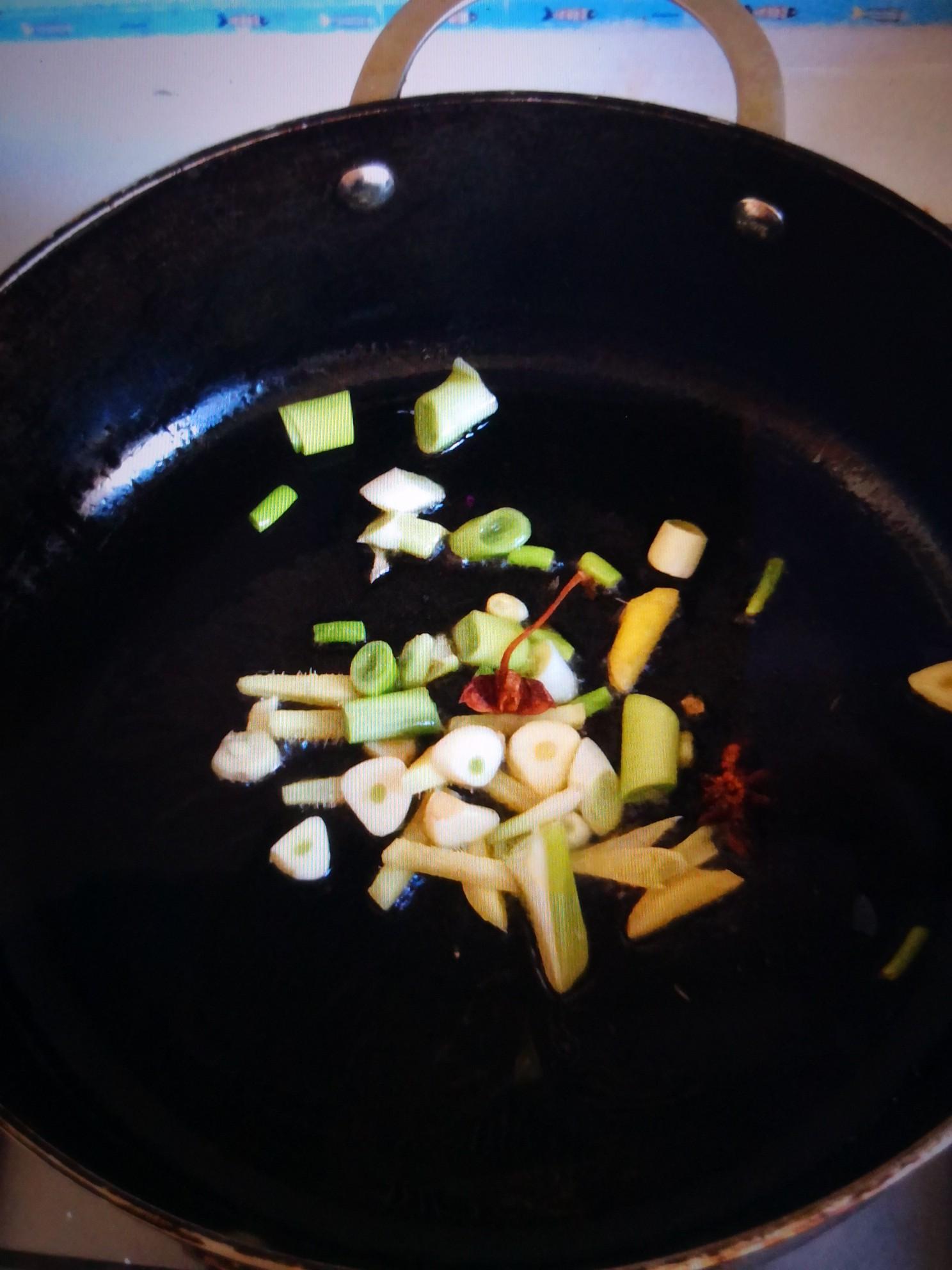 豆角炖山药怎么吃