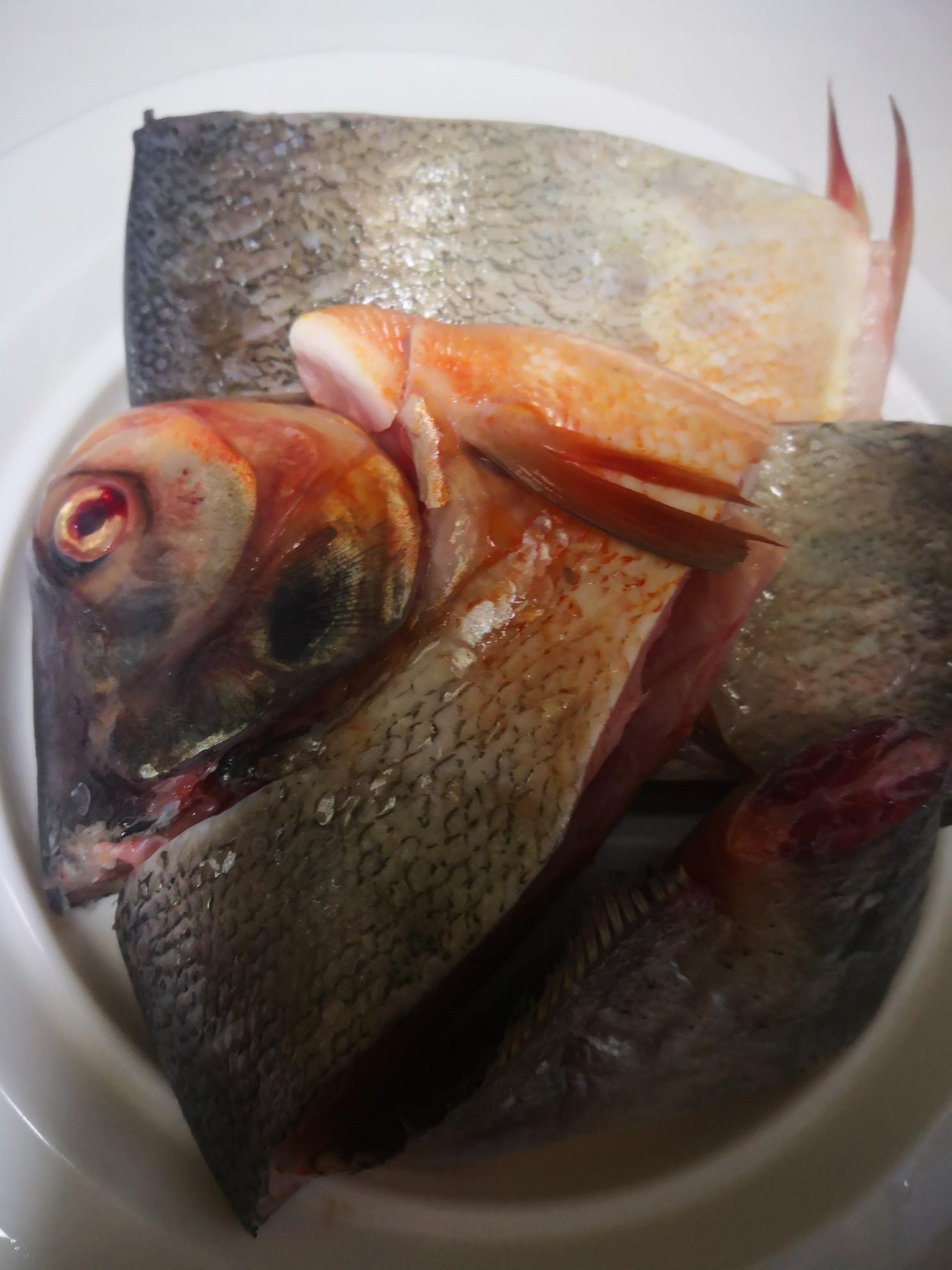 红烧鲳鱼的做法图解