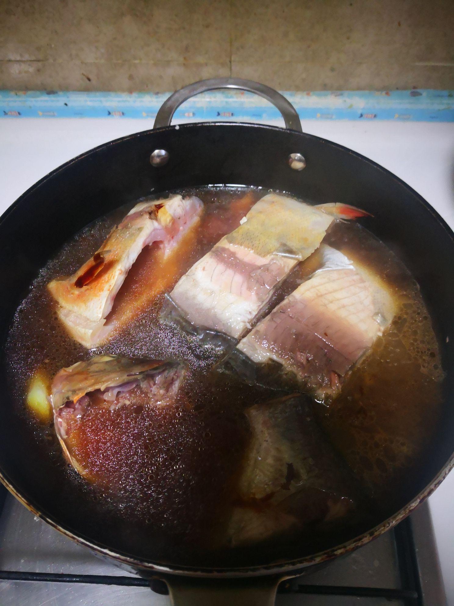 红烧鲳鱼怎么煮