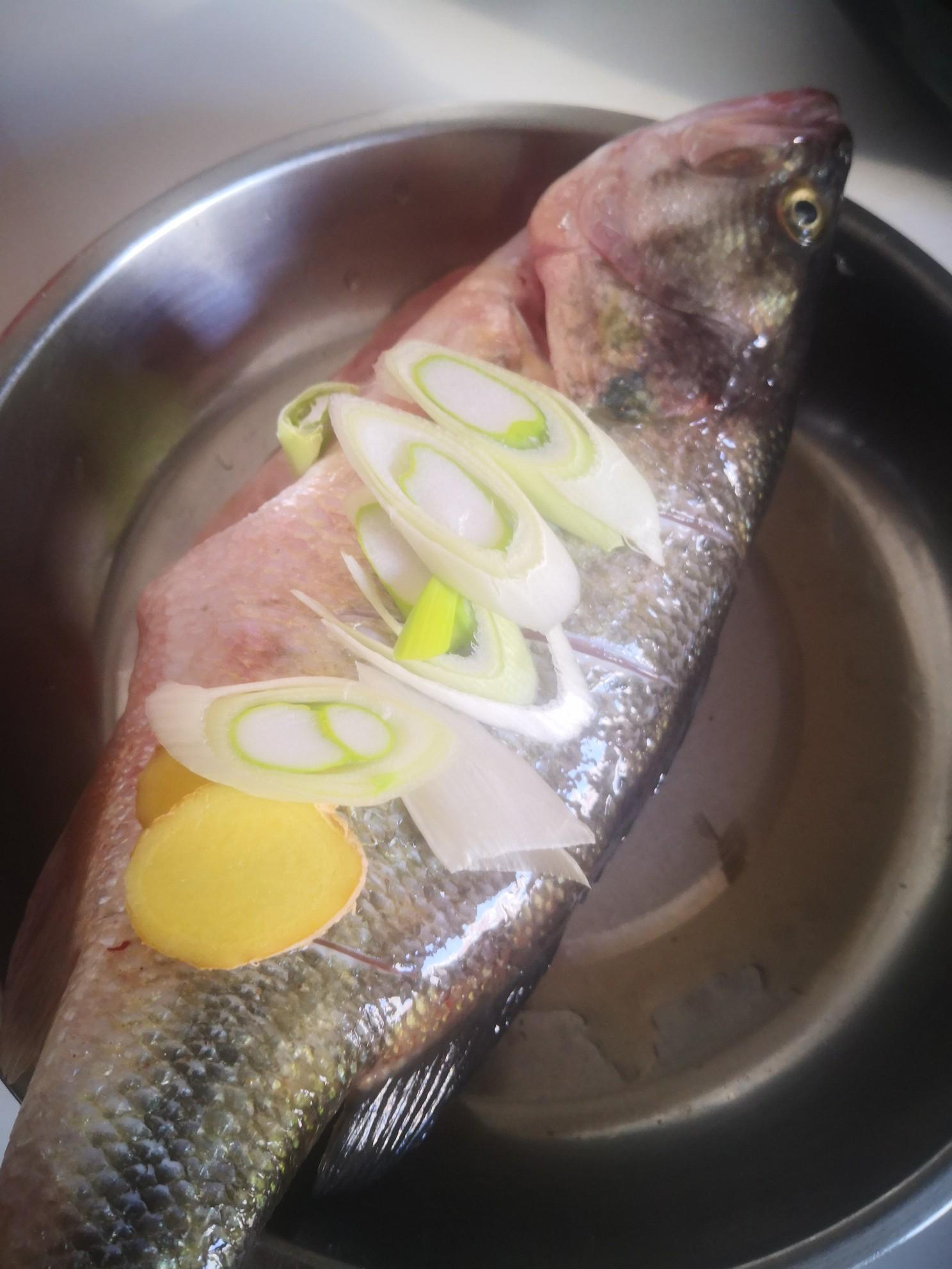 清蒸桂鱼的家常做法