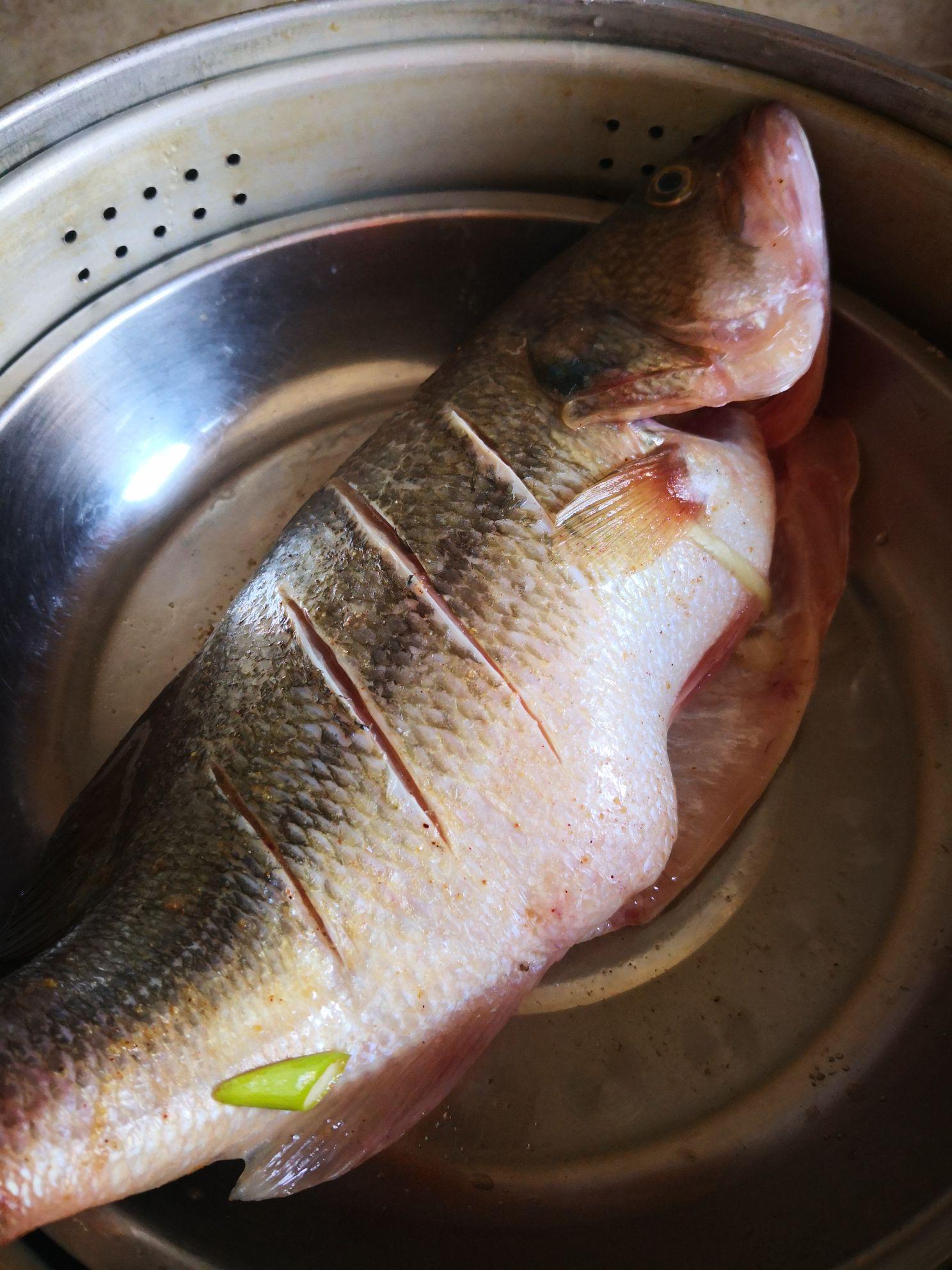 清蒸桂鱼的简单做法