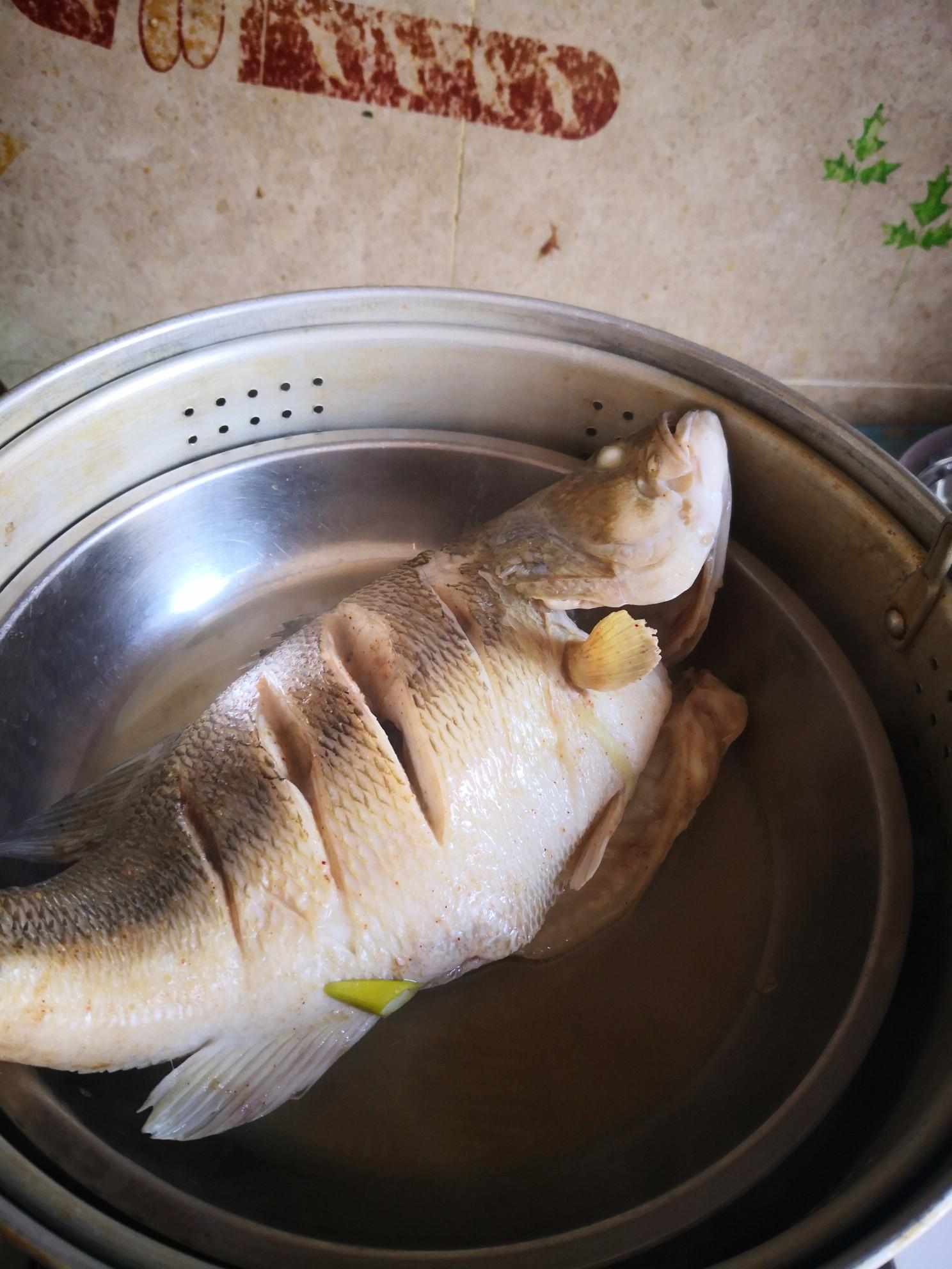 清蒸桂鱼怎么煮