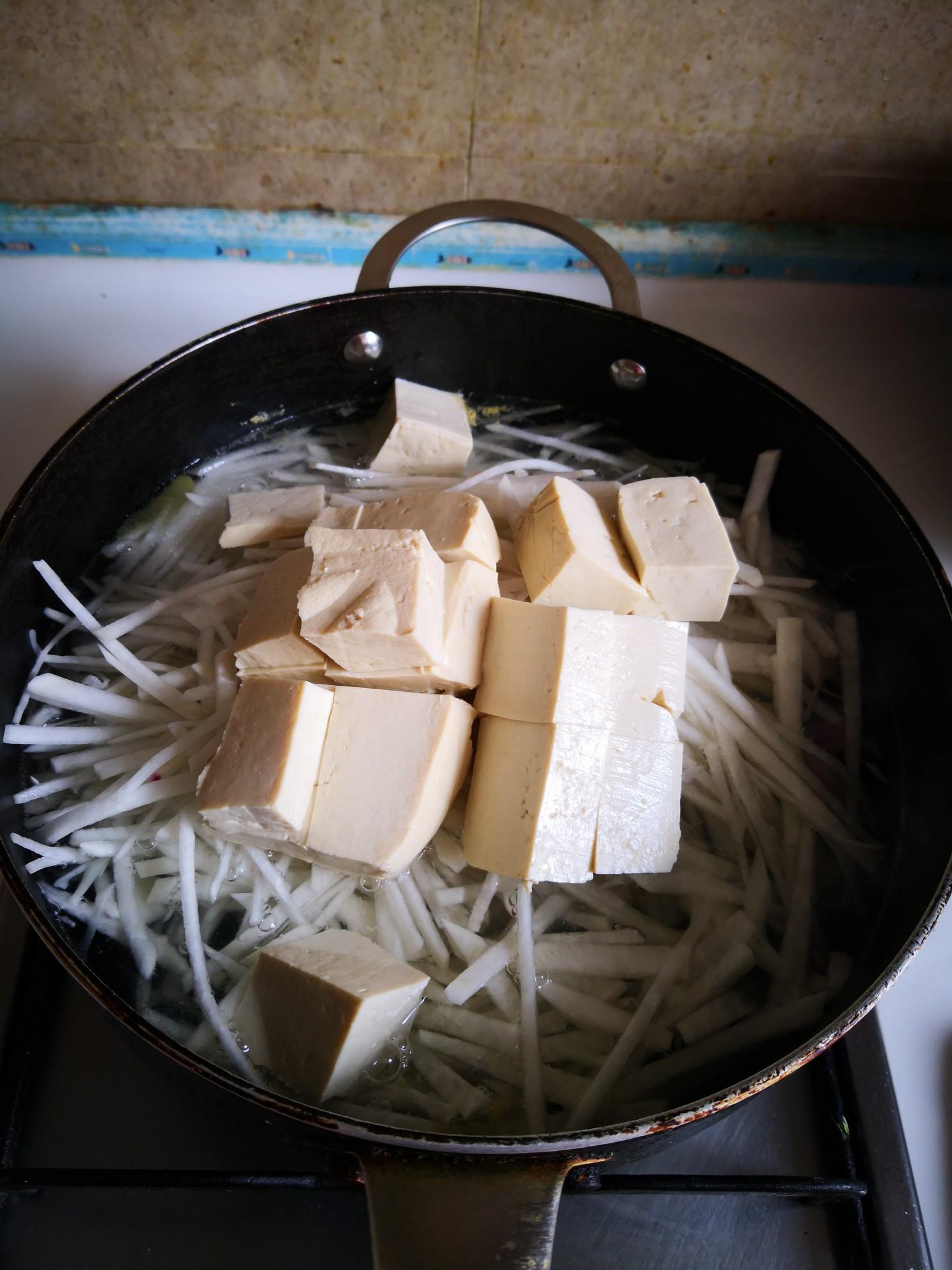 海参萝卜汤怎么做