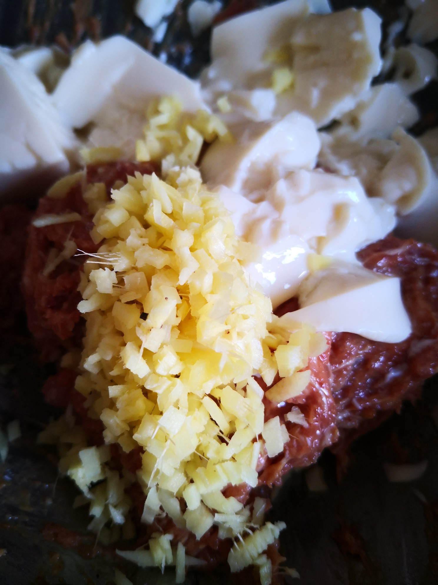 干炸豆腐肉丸子怎么吃