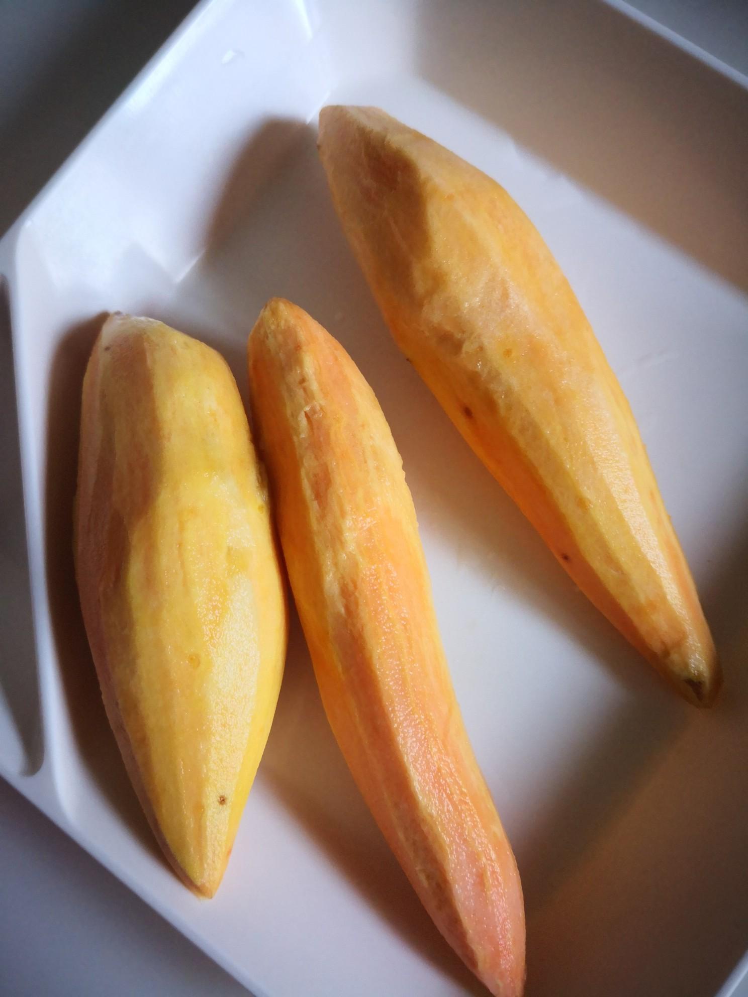 枸杞红薯羹的做法图解
