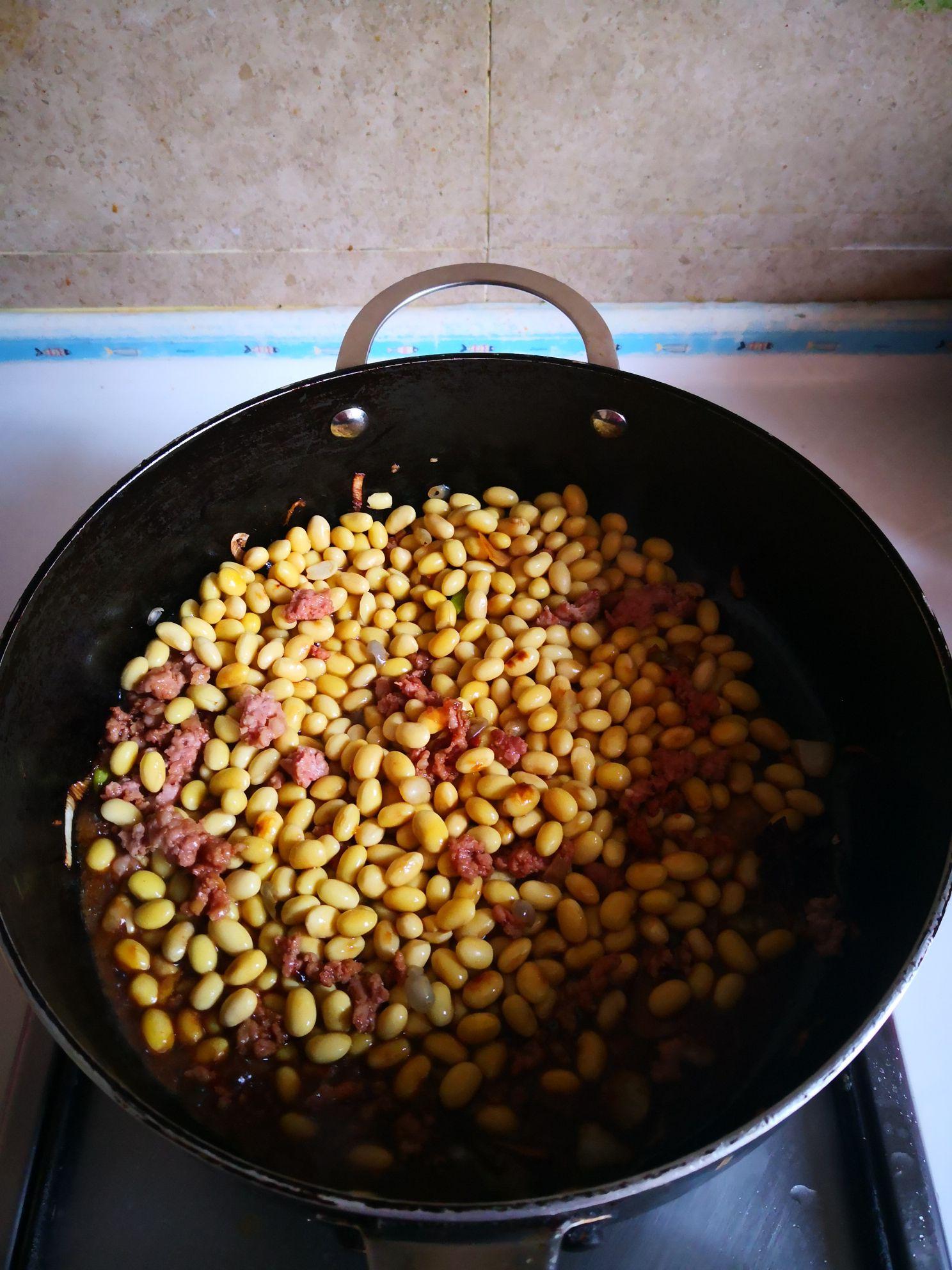 玉带黄金豆怎么做