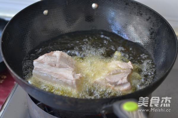 梅菜扣肉的制作方法