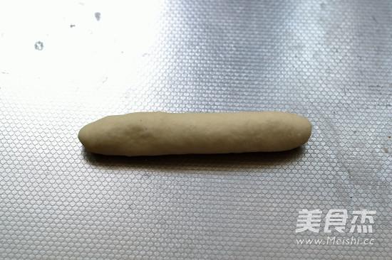 普雷结碱水面包的步骤