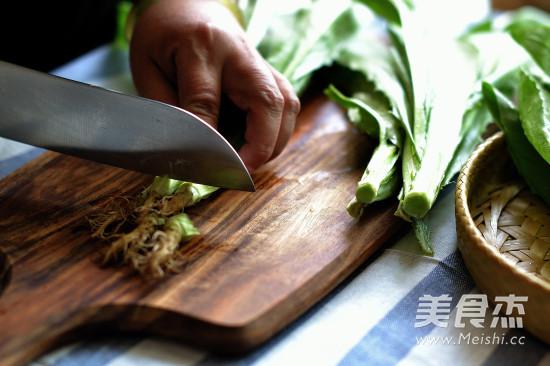 麻酱油麦菜的做法大全