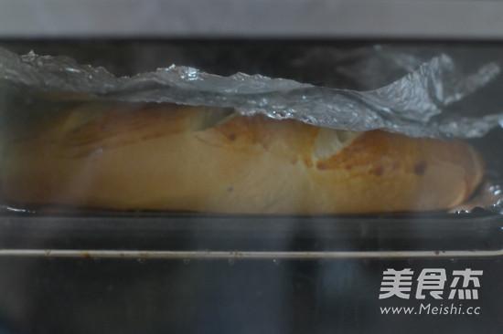 硬质啤酒面包的步骤