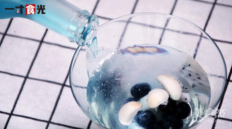 山竹蓝莓潘趣酒的家常做法