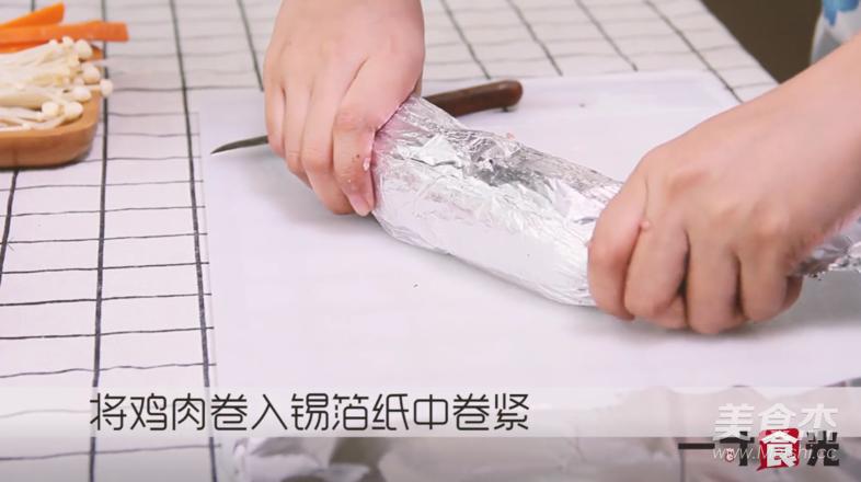 咖喱鸡肉卷的简单做法