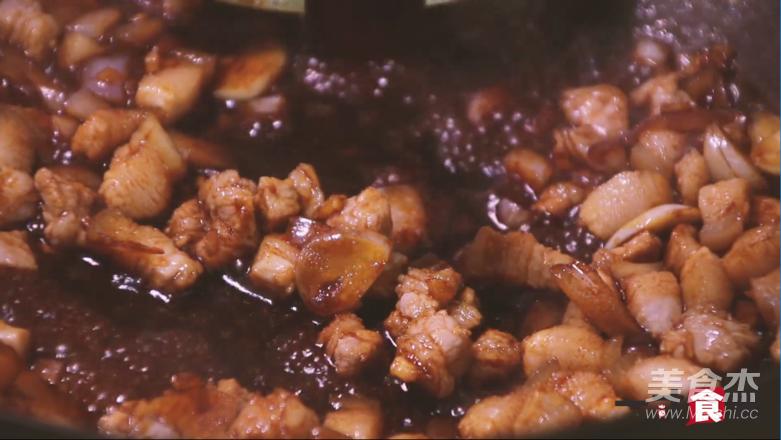 卤肉饭怎么做