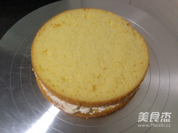 水果奶油生日蛋糕怎么吃