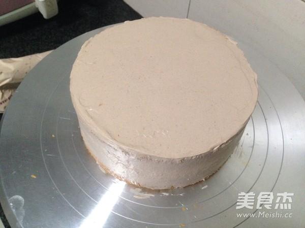 水果奶油生日蛋糕怎么做