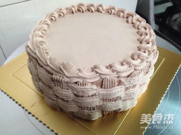 水果奶油生日蛋糕怎么煮