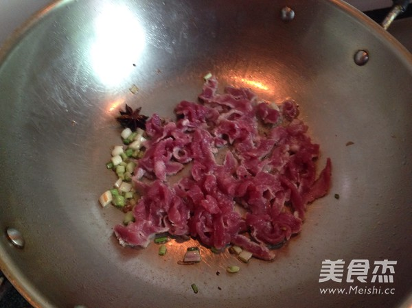 豇豆焖面的简单做法