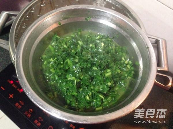 韭菜水饺的家常做法