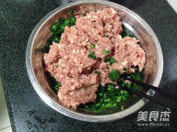 韭菜水饺怎么炒