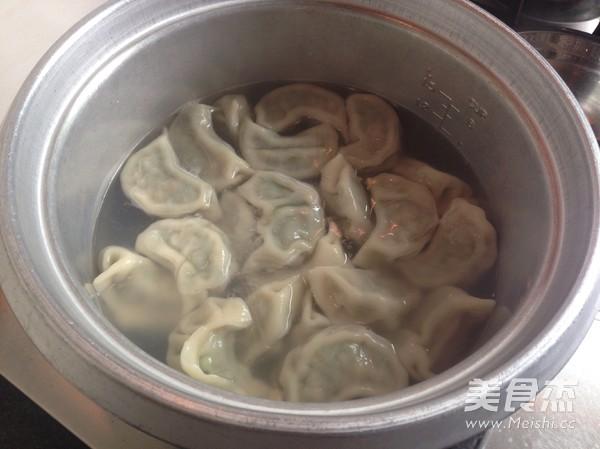 韭菜水饺怎样炖