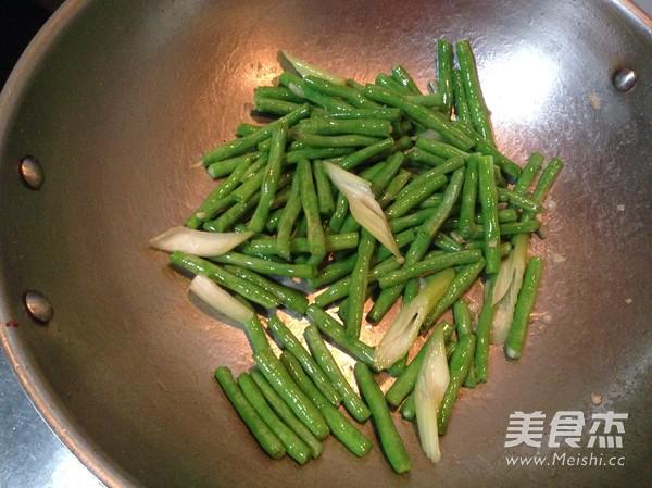 尖椒肉片豆角怎么吃