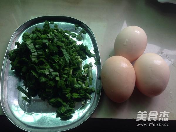 韭菜煎蛋的做法大全