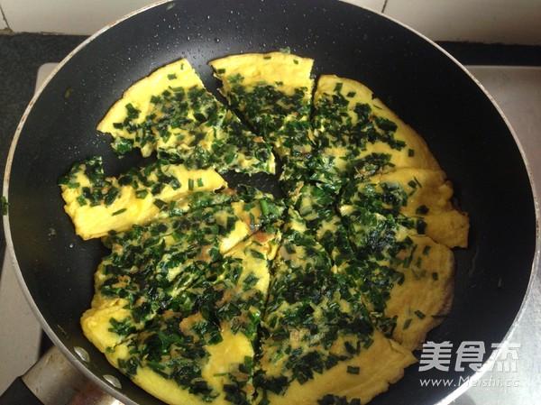 韭菜煎蛋怎么煮
