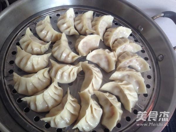 玉米蒸饺怎么煮