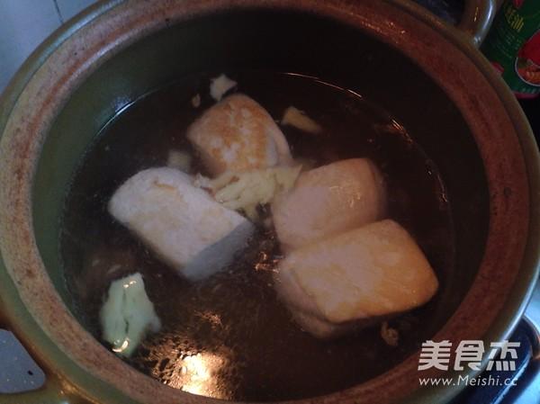 豆腐毛瓜肉片汤的简单做法