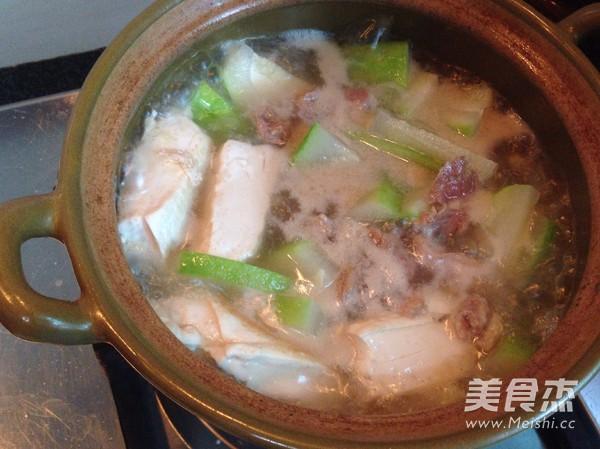 豆腐毛瓜肉片汤怎么煮