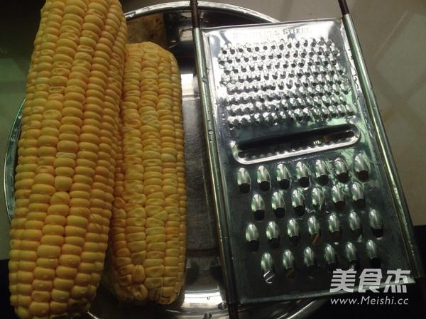 玉米糊的做法大全