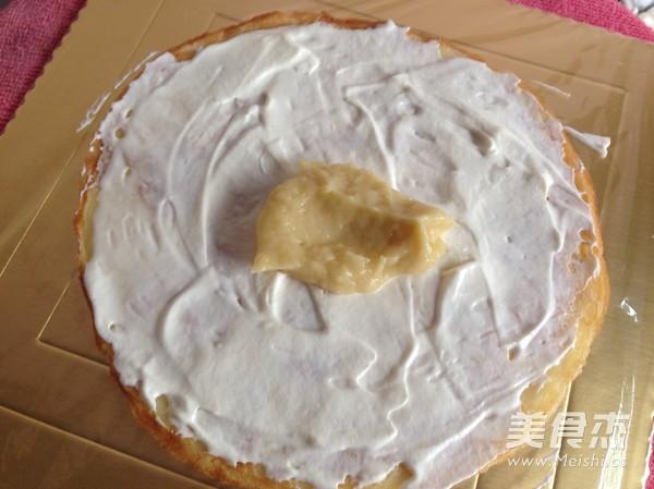 榴莲千层蛋糕怎样煮