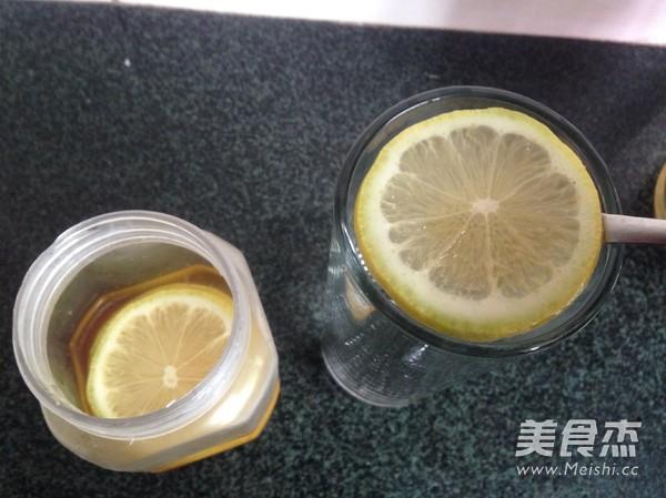 蜂蜜柠檬的步骤