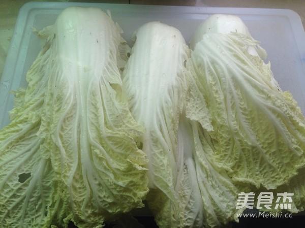 东北白菜鲜肉水饺的做法大全