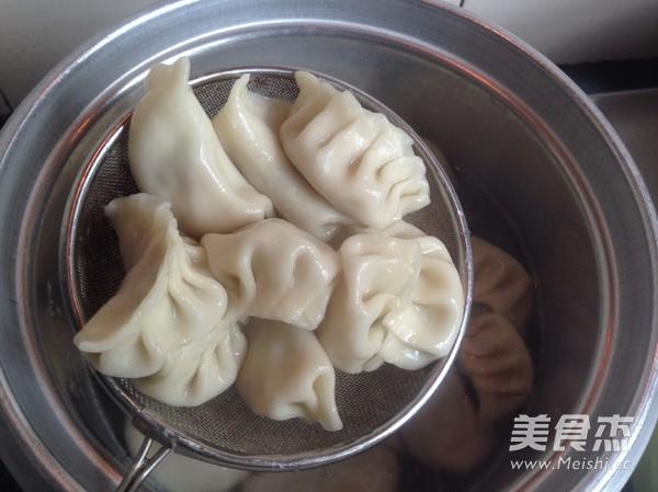 东北白菜鲜肉水饺怎样煮