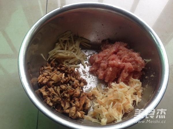 瑶柱冬菇肉蓉粥怎么吃