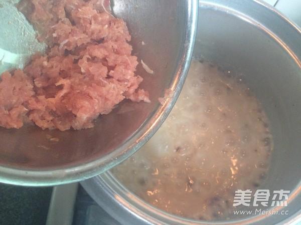 瑶柱冬菇肉蓉粥怎么炒