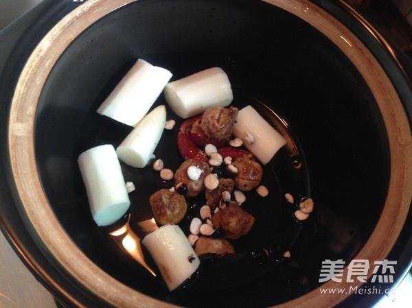 山药猪骨汤的简单做法