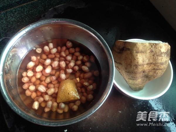 粉葛花生猪骨汤的做法大全