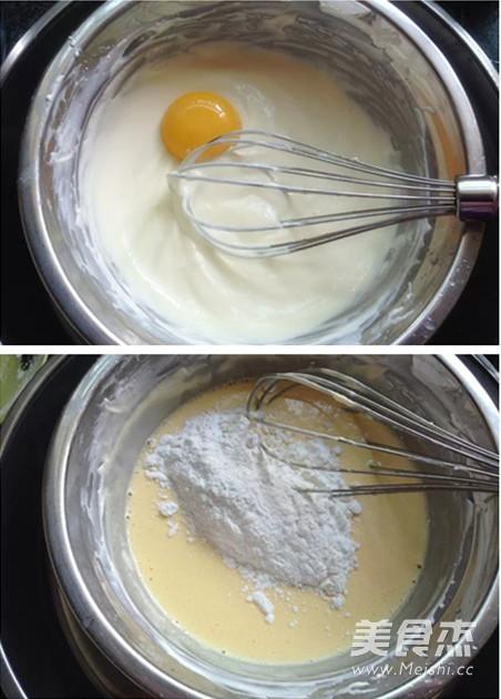 轻乳酪蛋糕的简单做法