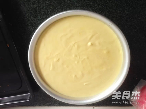 芒果芝士慕斯蛋糕怎么炒