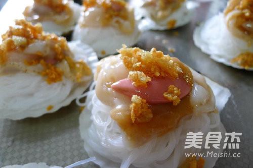 蒜蓉粉丝蒸扇贝怎么吃