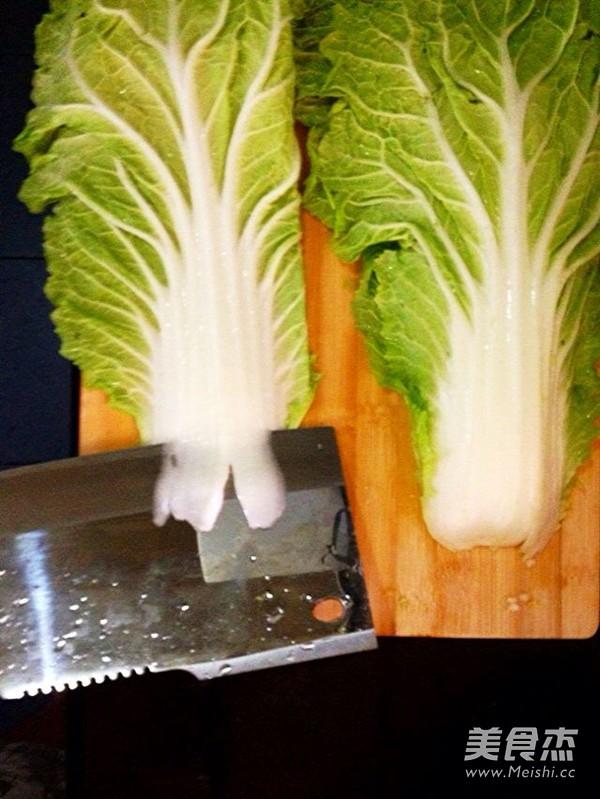 猪肉白菜馅饺子的做法图解
