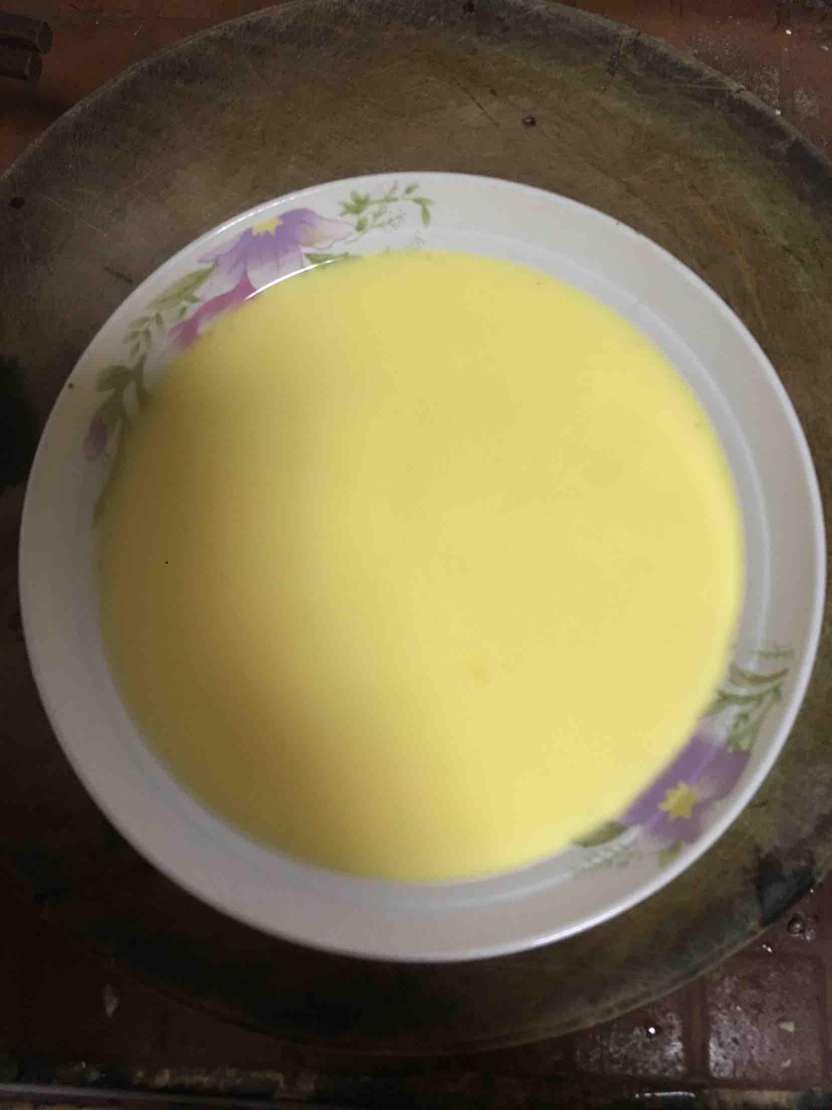 蒸水蛋怎么吃