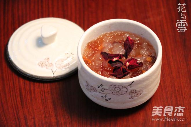 桃胶雪燕炖雪蛤怎么吃